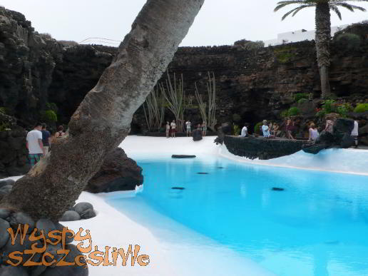 basen w Jameos del Agua