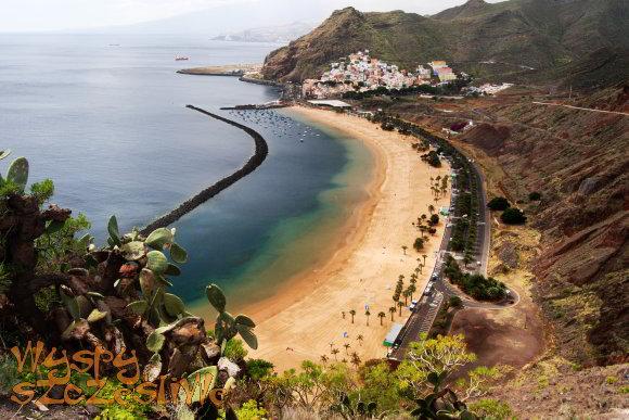plaża Las Teresitas