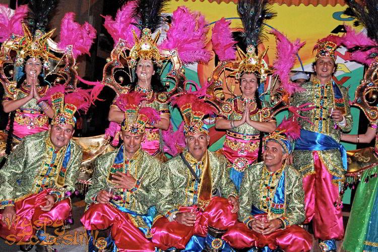 Karnawał w San Sebastian de La Gomera