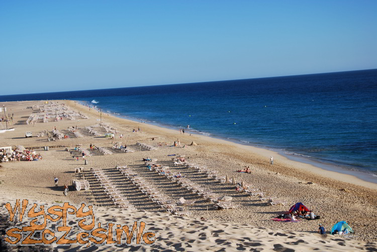 Plaża Playa del Matorral