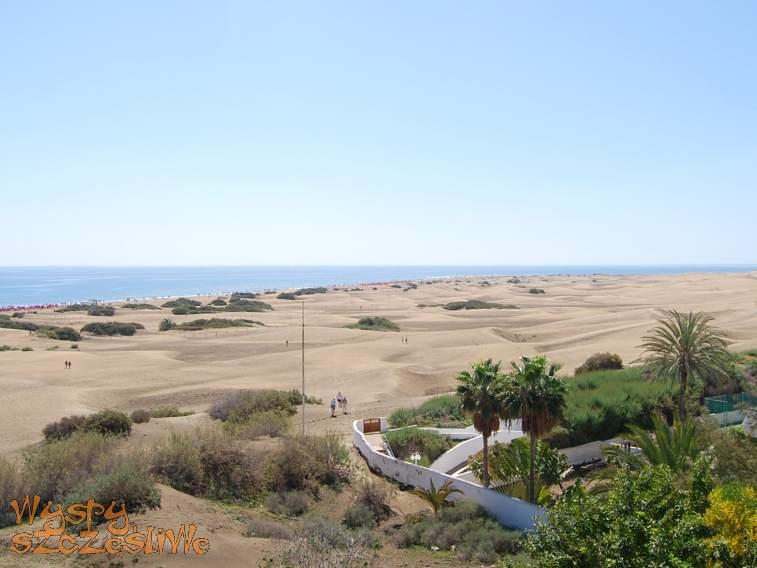 Wyspy Kanaryjskie Gran Canaria Playa Del Ingl 233 S